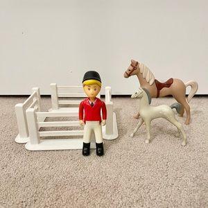 Little Tikes Jockey Horses Fences